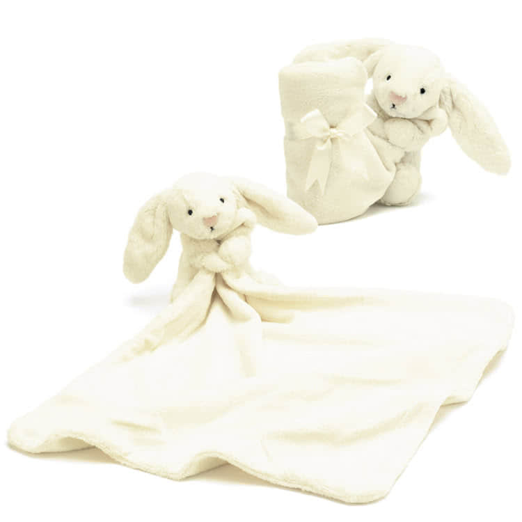 Little Jellycat Cream Bunny Soother