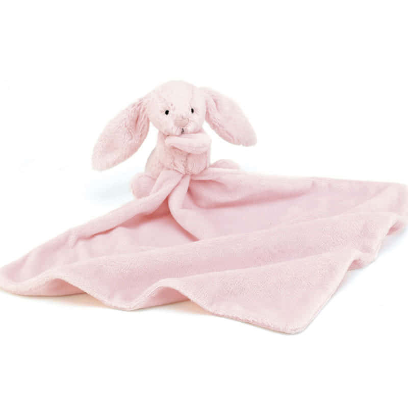 JellycatBashful Pink Bunny Soother