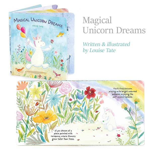 Little Jellycat Magical Unicorn Dreams