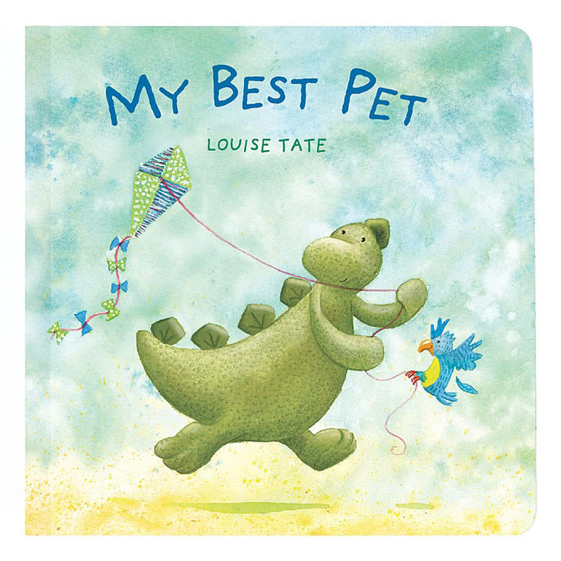 JellycatMy Best Pet Book