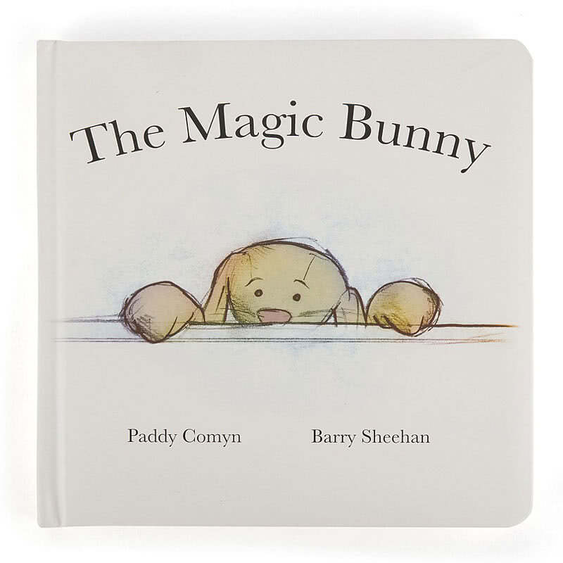 JellycatThe Magic Bunny Book