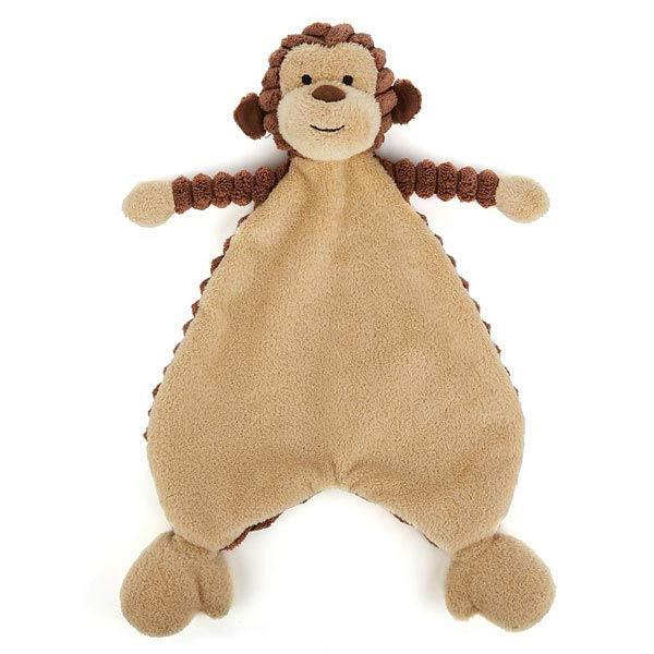 Little Jellycat Cordy Roy Baby Monkey Soother