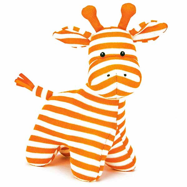Little Jellycat Geoffrey Giraffe Chime