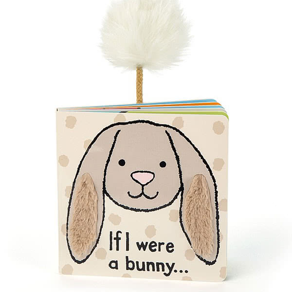 Little Jellycat If I Were A Bunny Book