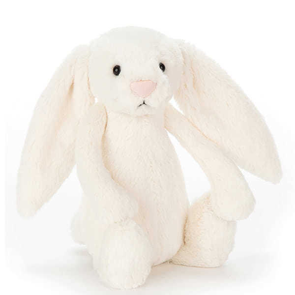 Bashful Cream Bunny Chime