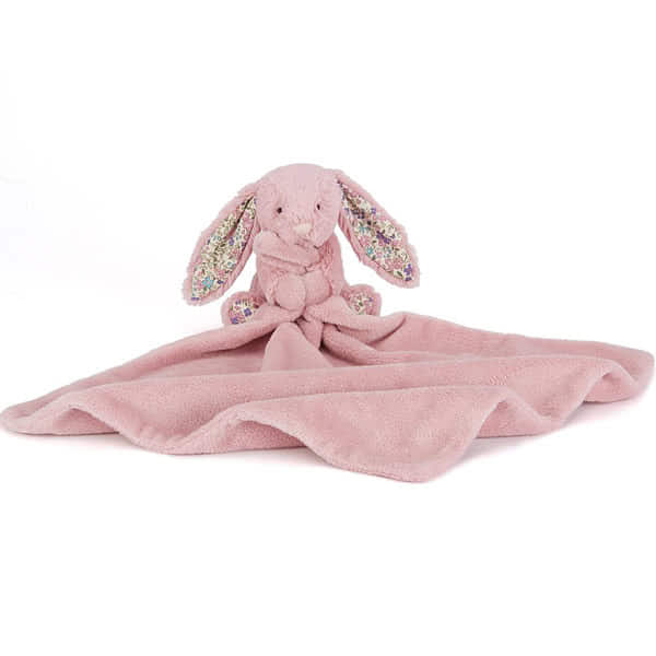 Little Jellycat Blossom Tulip Bunny Soother