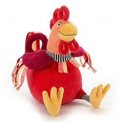 Charlie Chicken Activity Toy