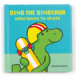 Dino The Dinosaur Book