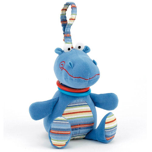 Little Jellycat Hoolaroo Hippo Boing Toy