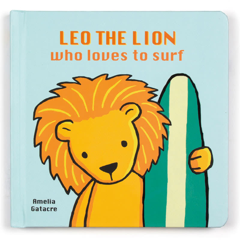 Leo The Lion Book