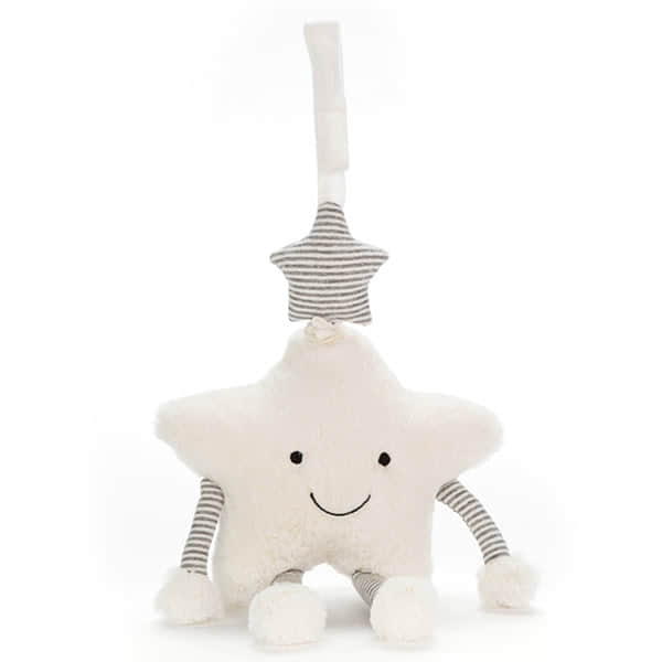 Little Jellycat Little Star Musical Pull