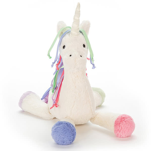 Little Jellycat Lollopylou Unicorn Chime