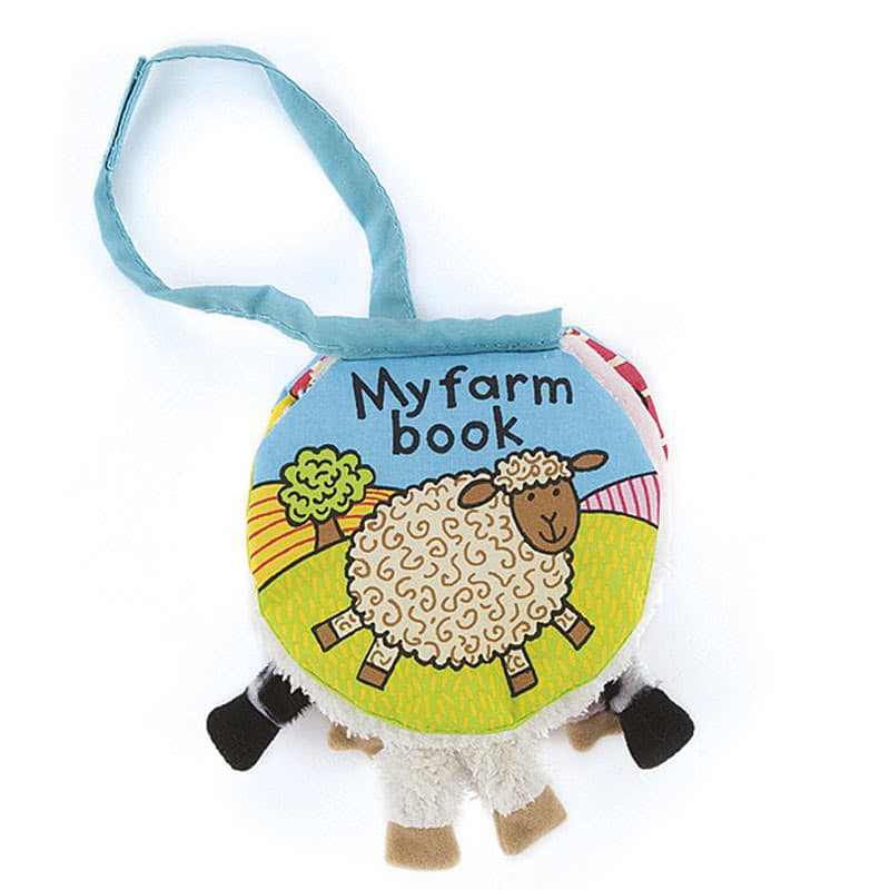 JellycatMy Farm Book