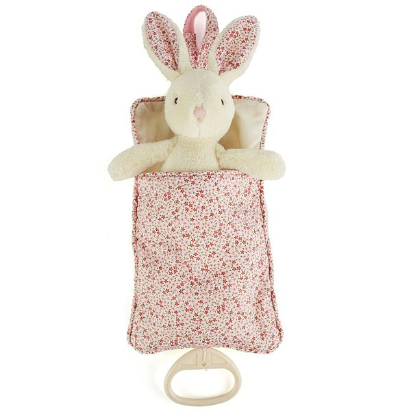 Little Jellycat Petal Bunny Musical Pull