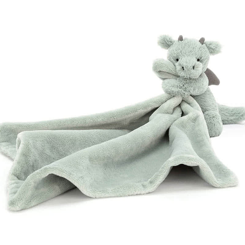 Little Jellycat Bashful Dragon Soother