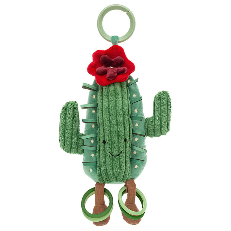 JellycatAmuseable Cactus Activity Toy