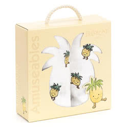 Amuseable Pineapple Pair of Muslins