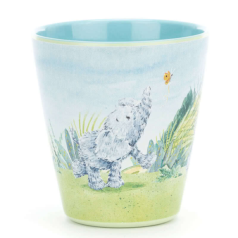 Little Jellycat Elephants Cant Fly Melamine Cup