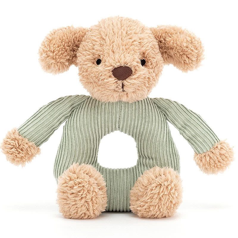 Little JellycatJumble Puppy Grabber