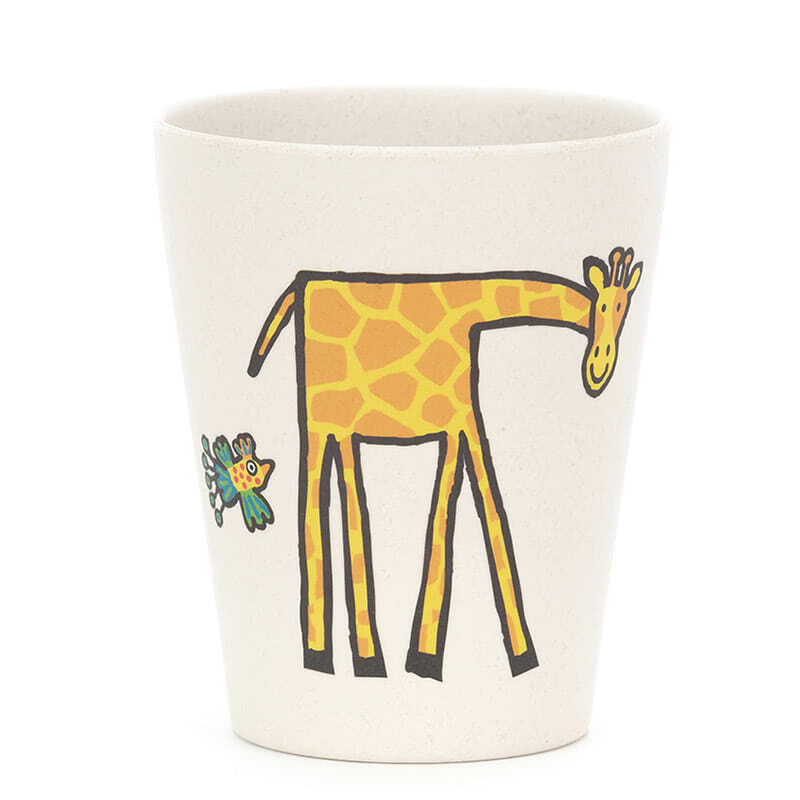 JellycatJungly Tails Bamboo Cup