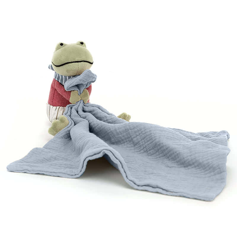 JellycatLittle Rambler Frog Soother