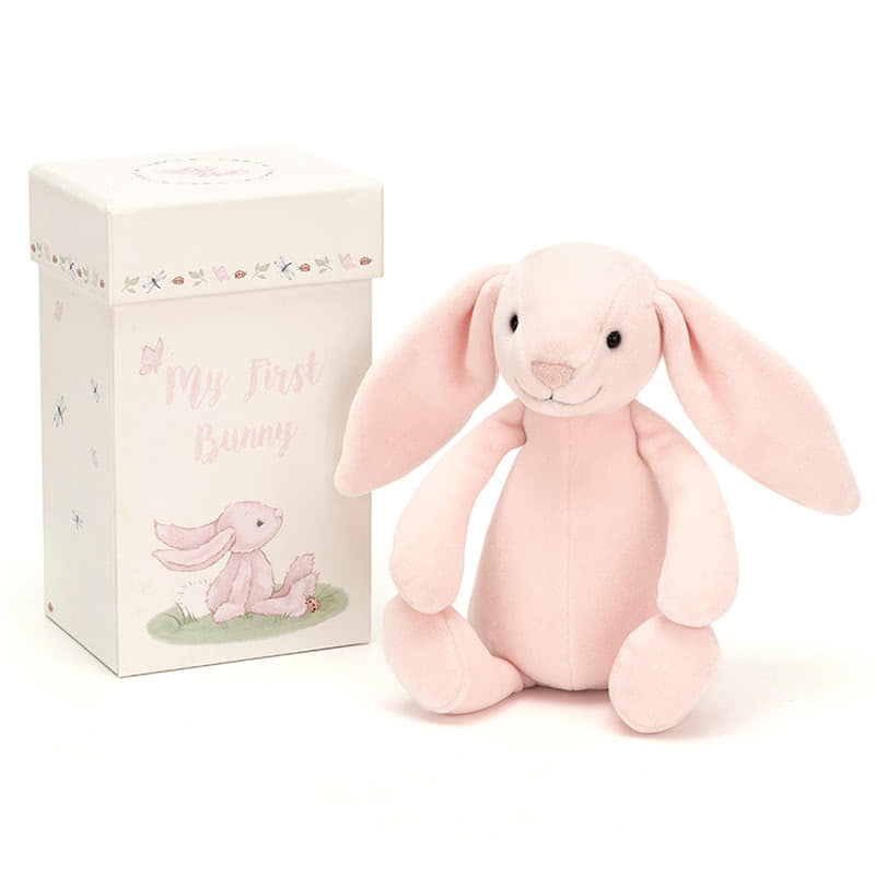 Little Jellycat My First Bunny Pink