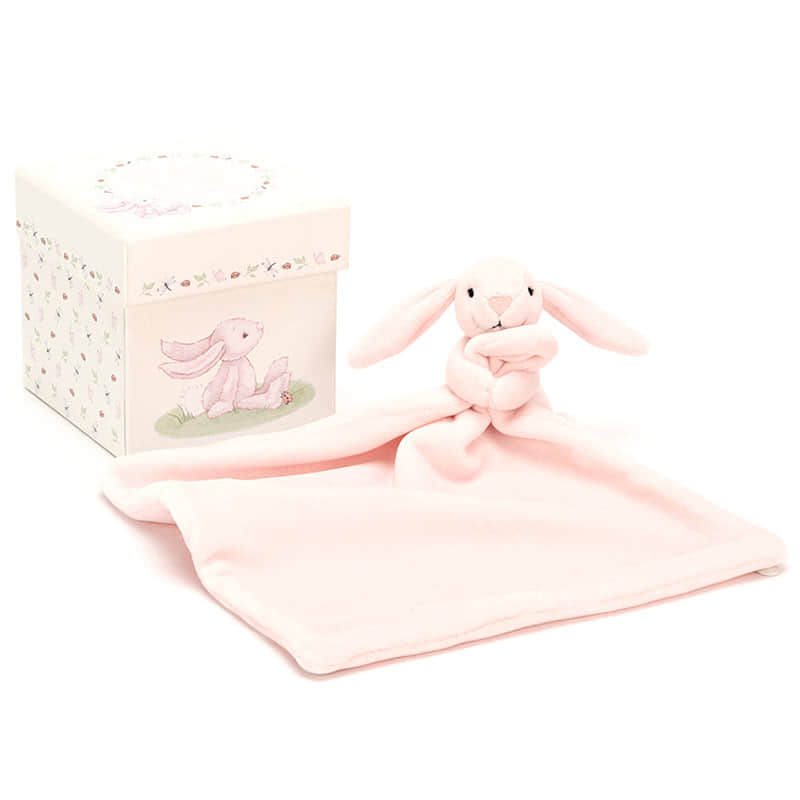 Little Jellycat My First Pink Bunny Soother