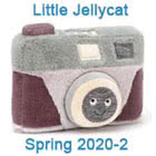Jellycat New Baby Toys and Accessories Spring 2020-2