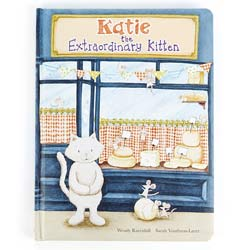 Katie the Extraordinary Kitten