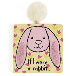 If I were a Rabbit Board Book