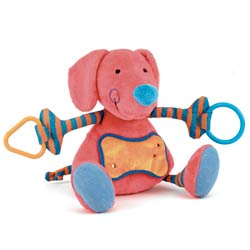Tringle Trangle Puppy Activity Toy