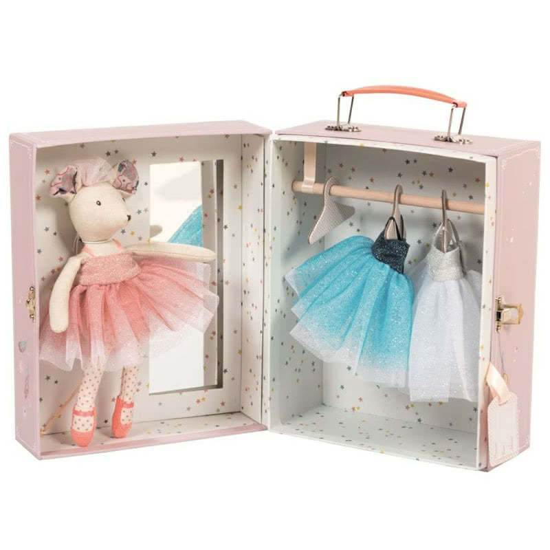 Moulin Roty Ballerina Mouse Case