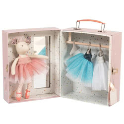 Ballerina Mouse Case