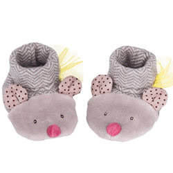 Les Pachats Mouse Slippers