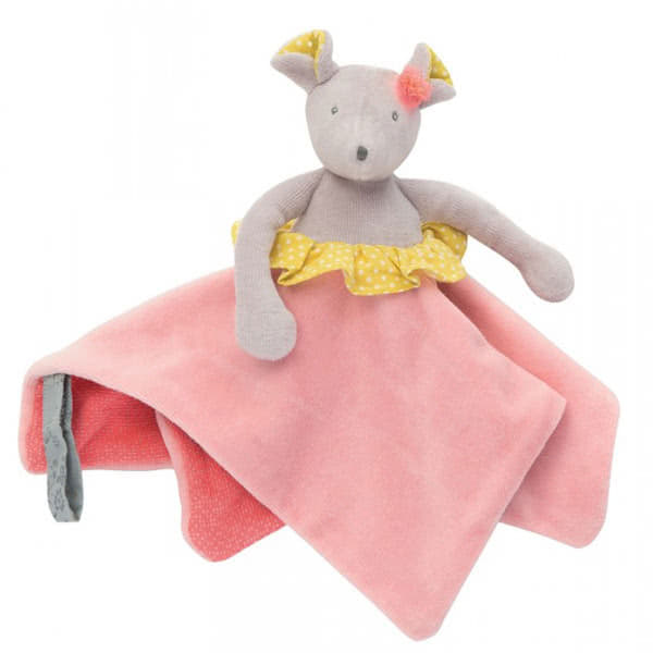 Moulin RotyMademoiselle Mouse Comforter