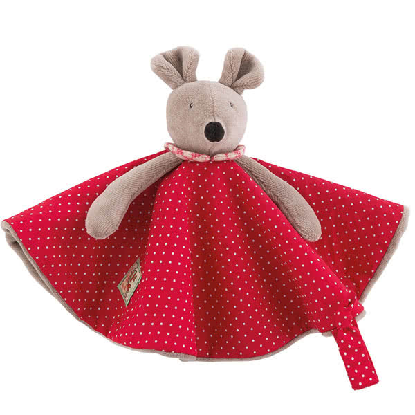 Moulin Roty Nini Mouse Comforter