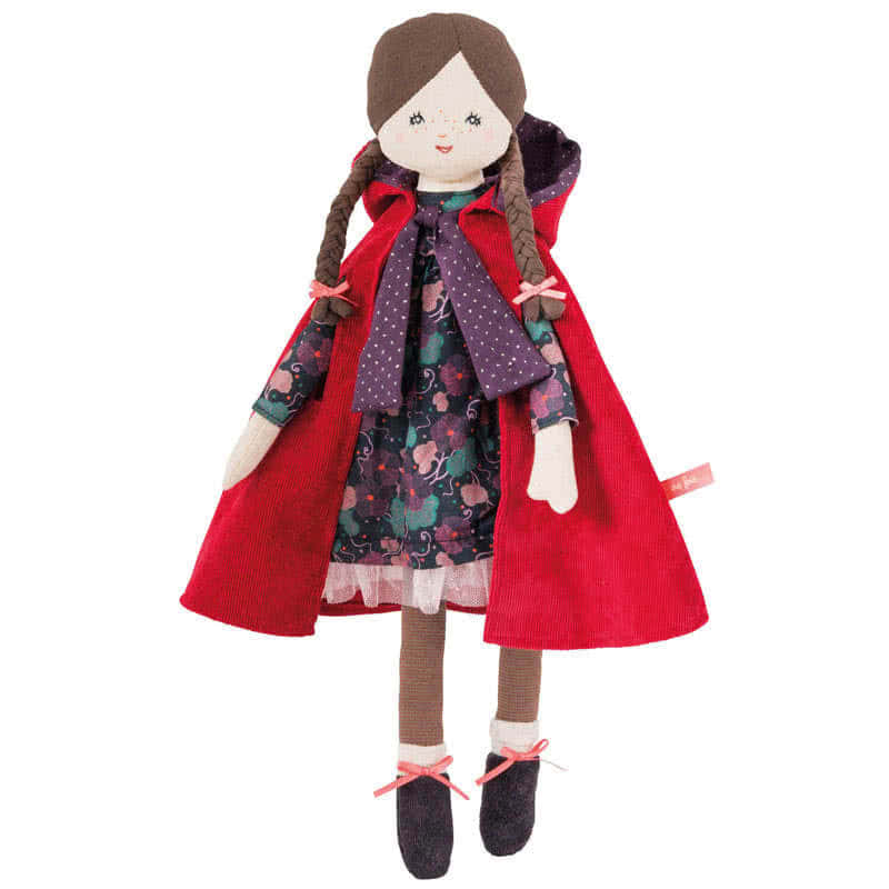 Moulin Roty Red Riding Hood Large