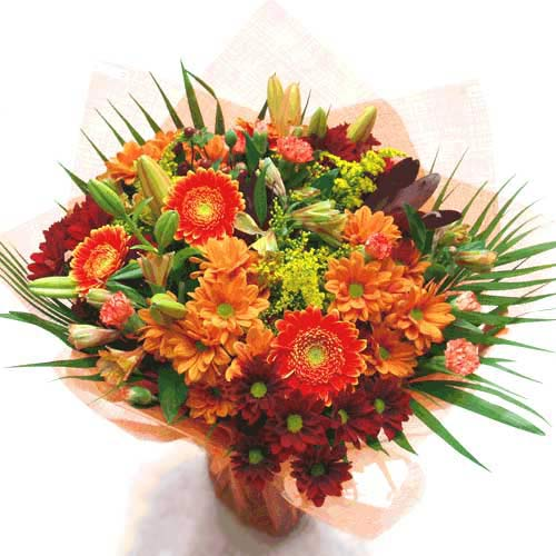 National Flower Delivery Autumnal Delight Bouquet