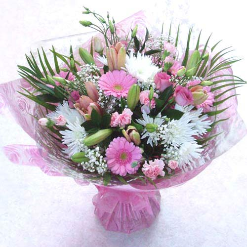 National Flower Delivery Pink Euphoria