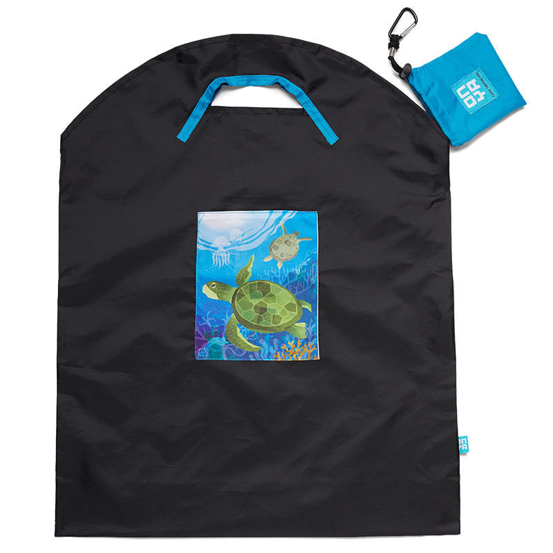 Onya Sea Turtle Large Shopping Bag
