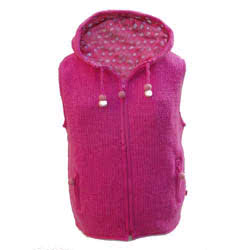 Padstow Body Warmer Pink