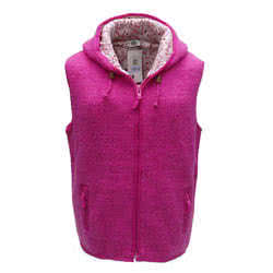 Padstow Henna Hoody Pink