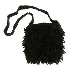 Shaggy Shoulder Bag