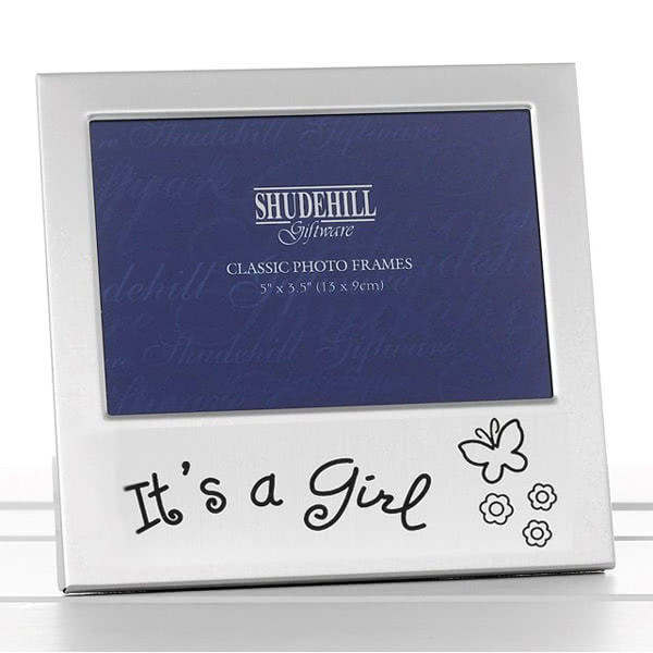 Photo Frame Its A Girl 5x3