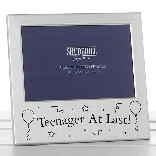 Photo Frame Teenager At Last