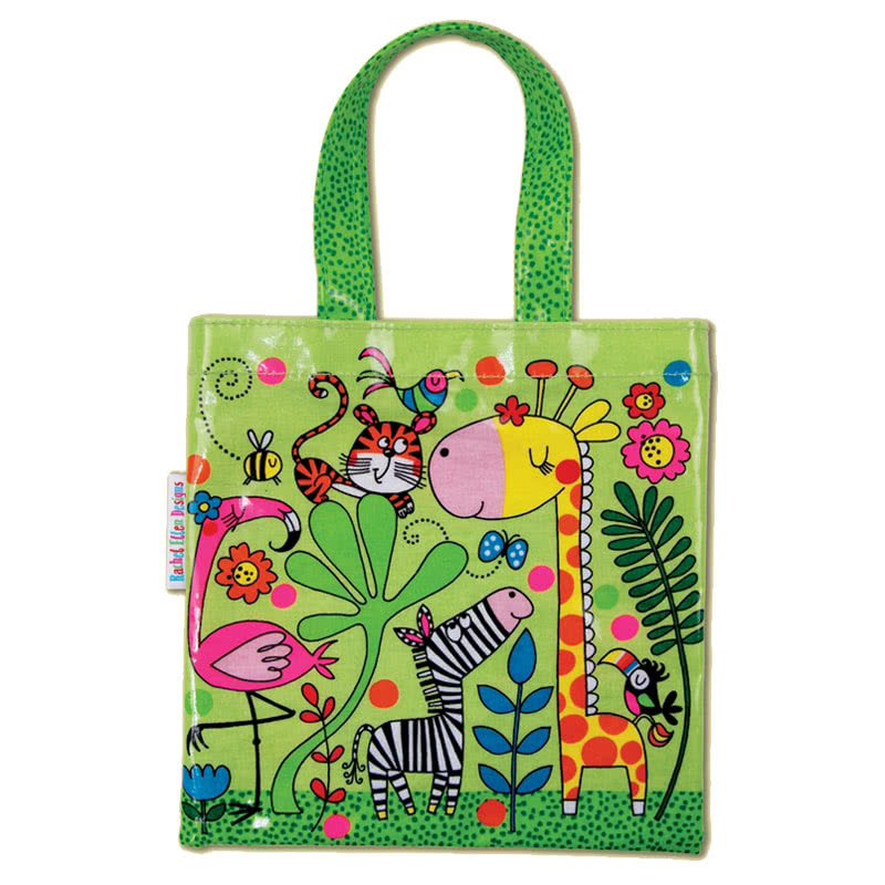 Rachel Ellen Jungle Mini Tote Bag