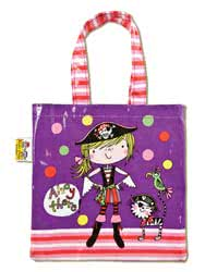 Pirates Mini Tote Bag