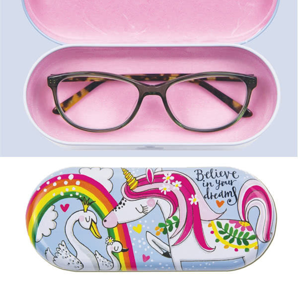 Rachel Ellen Unicorn Glasses Case