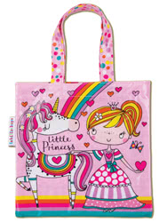 Unicorn & Princess Mini Tote