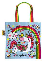 Unicorn Mini Tote Bag